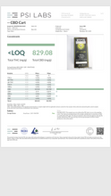 SOMA CBD 400MG FULL SPECTRUM CARTRIDGE (HALF GRAM)
