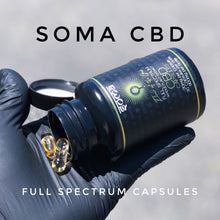 SOMA CBD FULL SPECTRUM CAPSULES 900MG (30 COUNT)