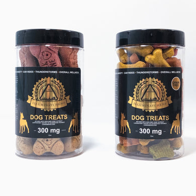 Illuminati Hemp 300mg CBD Dog Treats