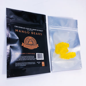 500 mg CBD Gummies
