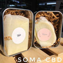 SOMA CBD 150MG FULL SPECTRUM LOTION BARS