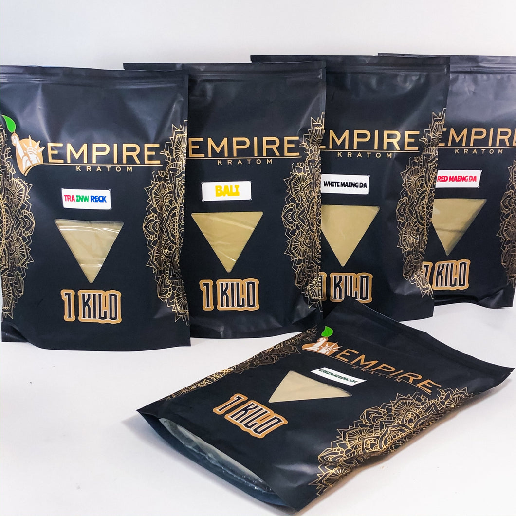 Empire Kratom Kilogram Powder