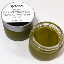 SOMA CBD 500MG FULL SPECTRUM SALVE