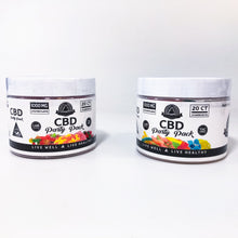 1000mg CBD Gummy Party Pack (Assorted Pack)