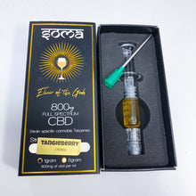 SOMA 800MG FULL SPECTRUM CBD DAB SYRINGE