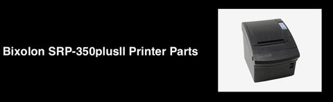Bixolon SRP-350plusll POS Printer Parts Collection Block