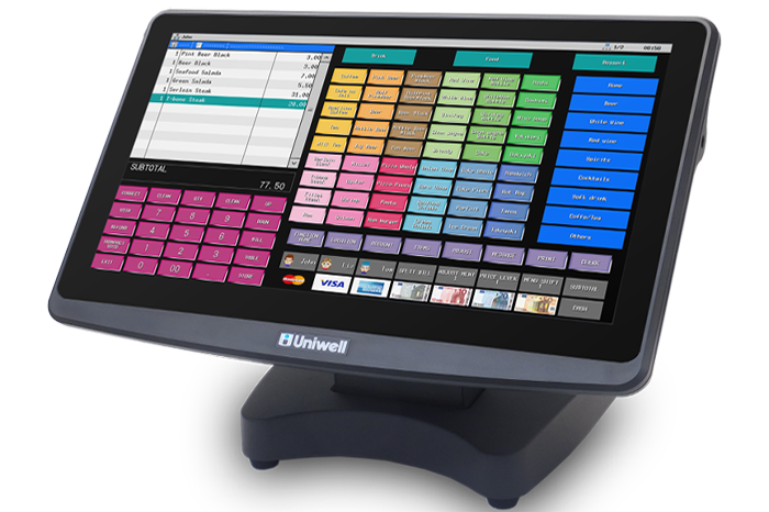 Hillside Electronics is the premier US distributor for Uniwell All-In-One Touchscreen POS Systems, state of the art terminals customized for your Restaurant, Bar, Grocery or Liquor Store.