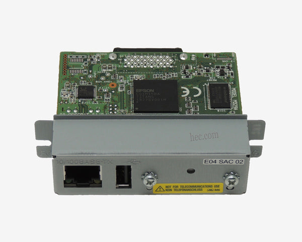 Epson UB-E04 Ethernet Interface Front