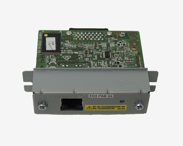 Epson UB-E03/UB-E02 Ethernet Interface Front
