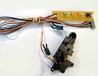 Epson TM-T88V Detector switch assembly