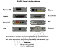 POS Printer Interface Guide