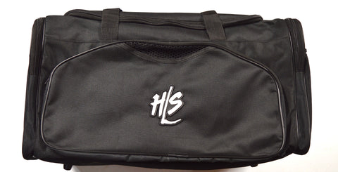 Road Dog Duffle Bag -black