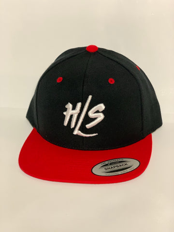 Red Billed HSL Snapback