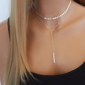 Chocker Chain Necklace