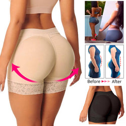 Butt and Hip Enhancer Booty Padded Underwear