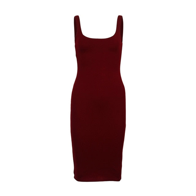 Siera Slim Dress -Likabee, Women - Women's Swimwear, [Shop_name] - Likabee.com