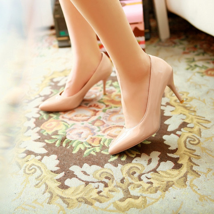 Tisa Thin Heel shoes
