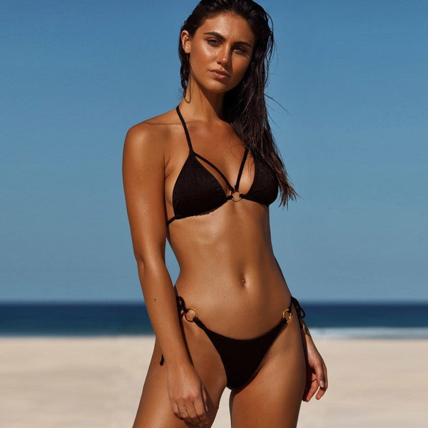 San Juan Push Up Bikini -Likabee, Women - Women's Swimwear, [Shop_name] - Likabee.com