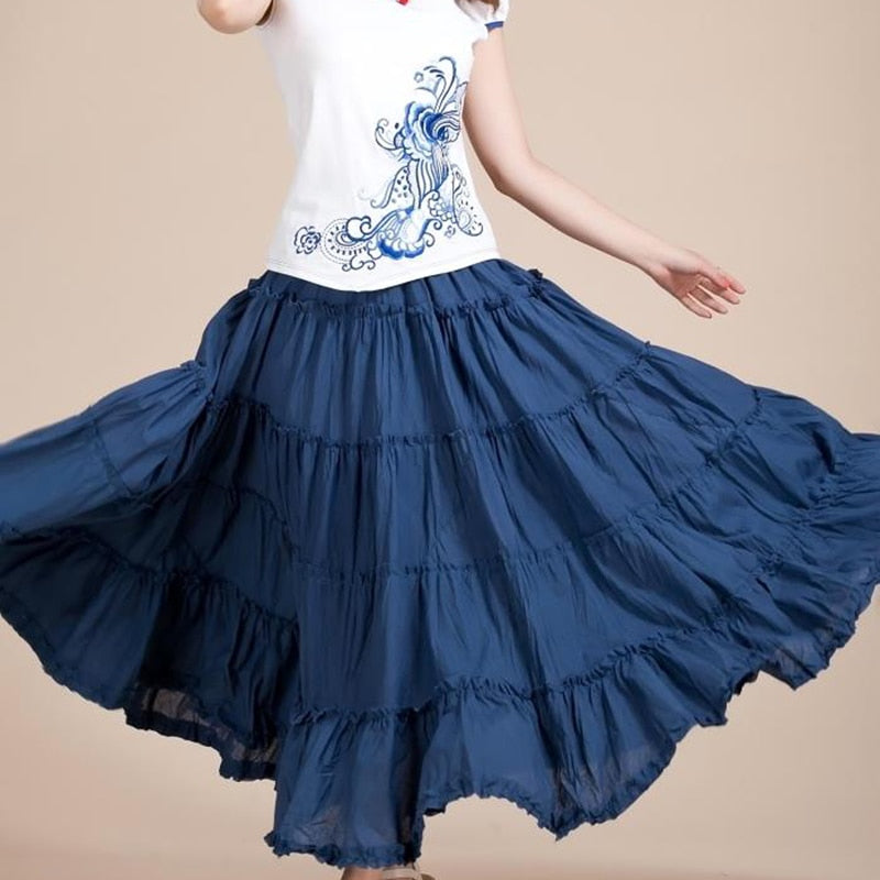 Umbrella Skirt -Likabee, Women - Women's Swimwear, [Shop_name] - Likabee.com
