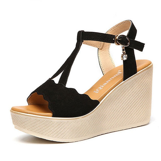 TJ Designer Wedges -Likabee, Women - Women's Swimwear, [Shop_name] - Likabee.com
