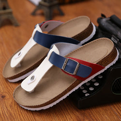 TJ Casual Cork Sole Sandals