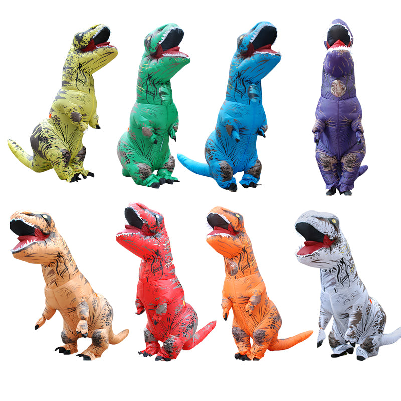 Fun Inflatable T-Rex Costume