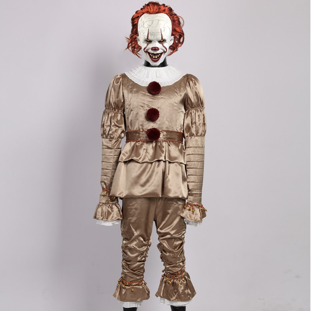 Pennywise Deluxe Costume It Chapter Two