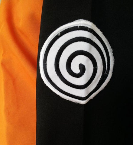 Naruto Two Piece Adult Costume