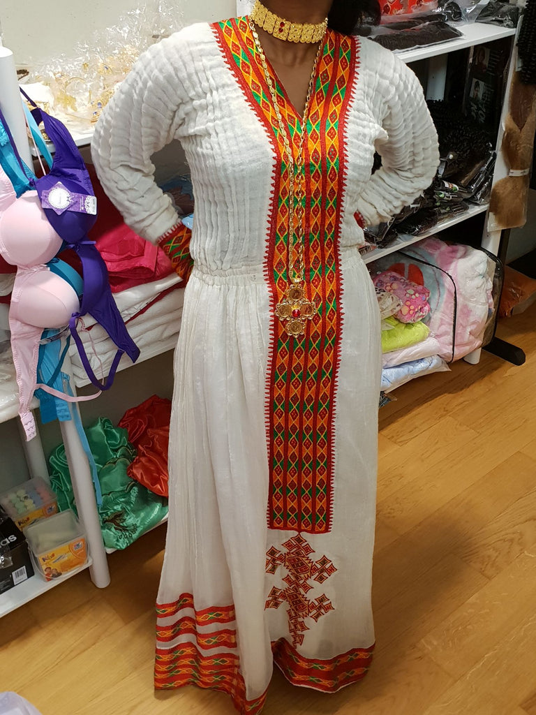ባህላዊ ክዳን Culture clothes - ERITREA CONNECT