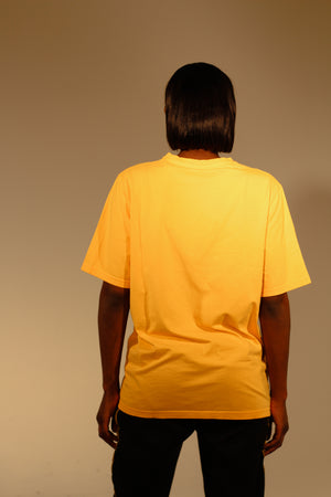 YELLOW - LIFE IS EAZI T-SHIRT