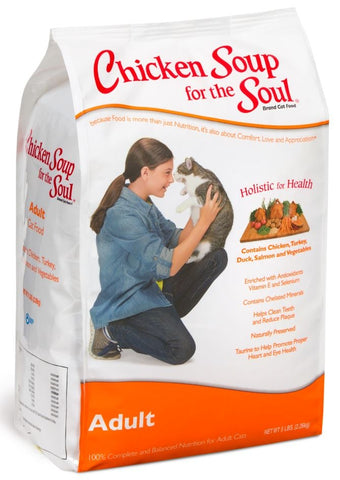 Chicken Soup For The Soul Adult Dry Cat Food