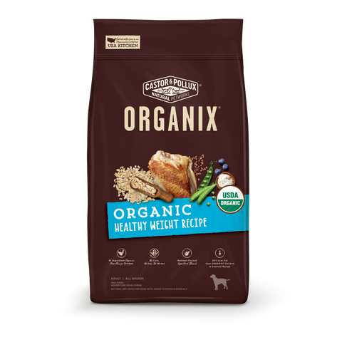 Castor and Pollux Organix Organic Healthy Weight Dry Dog Food