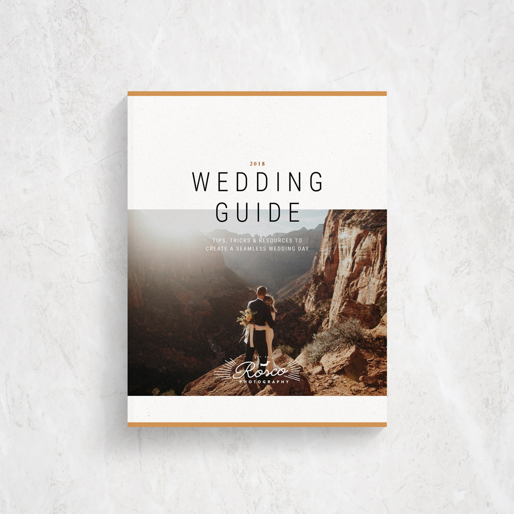 Client Guide Template for Photographers | Rosco