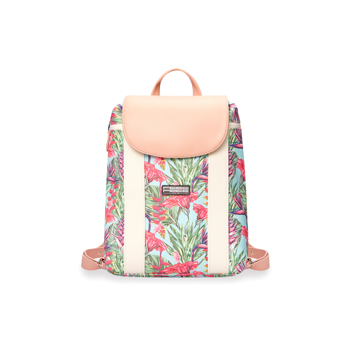 Mini Backpack Tropical