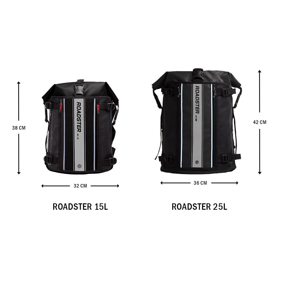 Dry Roadster 15L