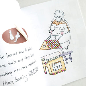 Iggie's Gingerbread Signed Picture Book