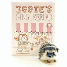 Load image into Gallery viewer, Iggie's Gingerbread the Picture Book