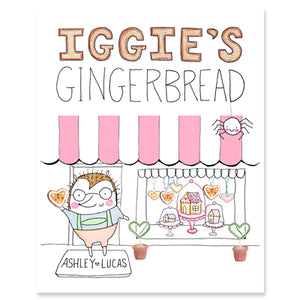 Iggie's Gingerbread Picture Book