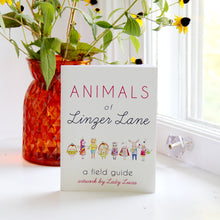 Load image into Gallery viewer, Animals of Linzer Lane Field Guide - Signed By the Artist
