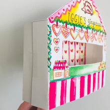 Load image into Gallery viewer, *Printable* Miniature Gingerbread Stand