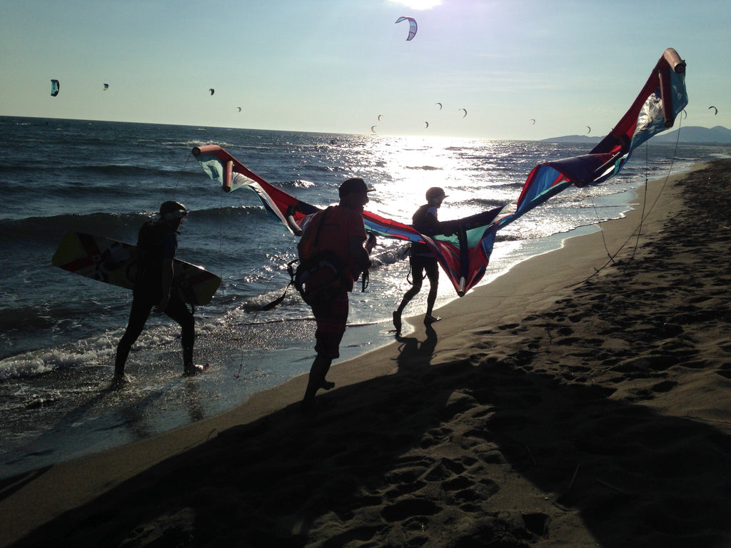 Kite board holiday Montenegro