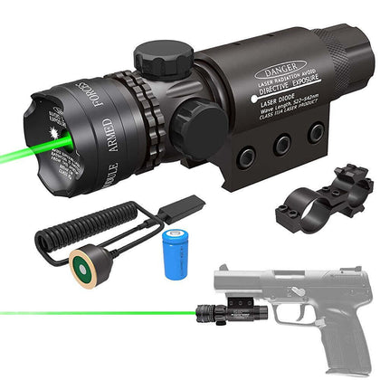 SCOPE,SIGHTS,LASERS