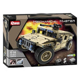 RC MECHANICAL MASTER OFF ROAD VEHICLE