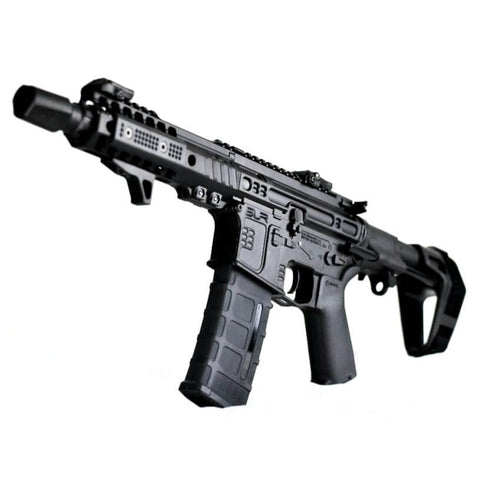 SLR CQB - JINGJI RIFLE (black)