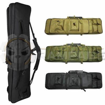 DUAL TACTICAL TOY GUN CASE GEL BLASTER