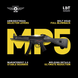MP5 LDT (METAL GEARS) PDW'S