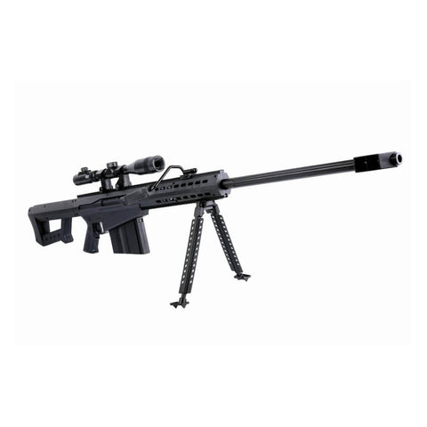 BARRETT M82A1 SNIPER RIFLE
