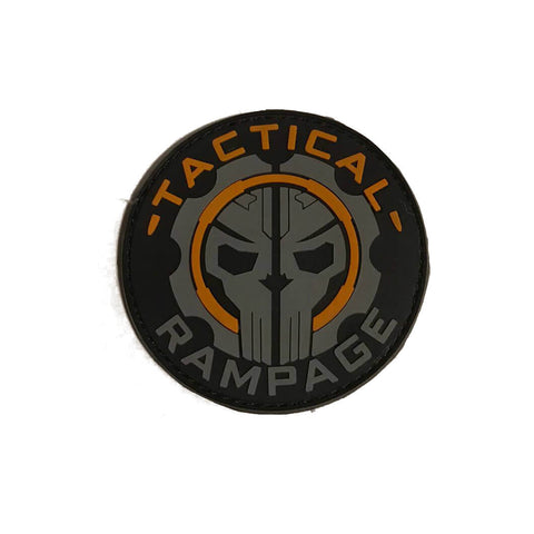 PATCH PVC TACTICAL RAMPAGE