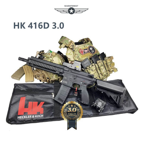 LDT HK416D 3.0 RIFLE