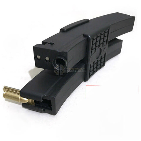MP5 MAGAZINE DOUBLE WITH HOLDER